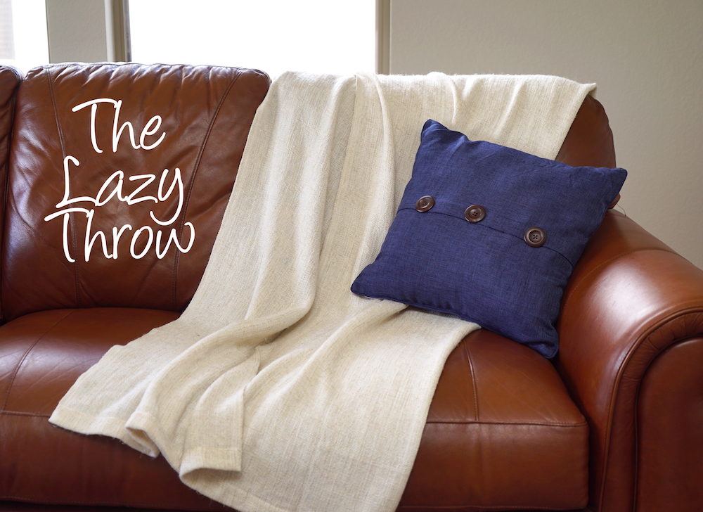 How To Style A Throw Blanket 10 Easy, Large Throws For Sofas Next